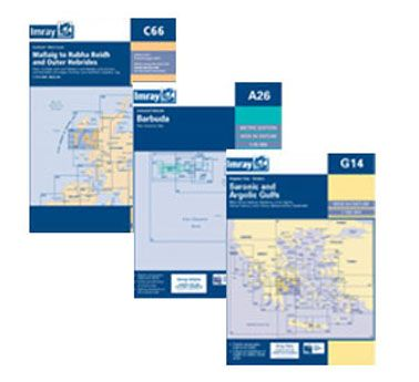 Carte marine et guide Imray
