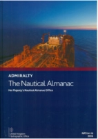 Guide nautique Admiralty ouvrage almanac and astronomical publication