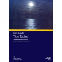 Guide nautique Admiralty ouvrage tidal stream atlas