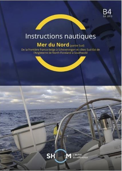Instruction nautique Shom