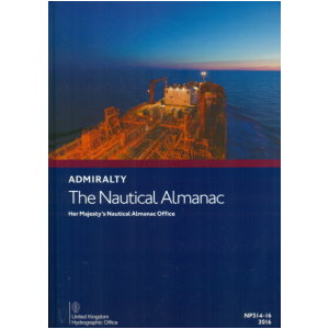 Guide Admiralty almanac and astronomical publications