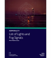 Guide Admiralty Light Lists