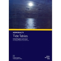 Guide Admiralty Tidal Stream Atlas