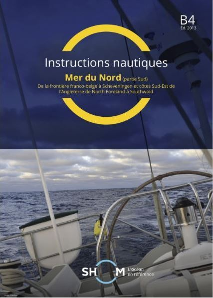 Instruction nautique du Shom