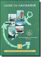 Guide et instructions nautiques Shom
