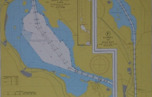 Carte marine Egyptian National Hydrographic Department