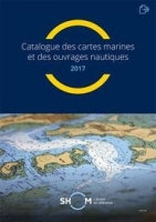 Catalogue Shom des cartes marines