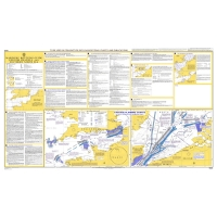 Carte marine Admiralty Mariner's Routeing Guide