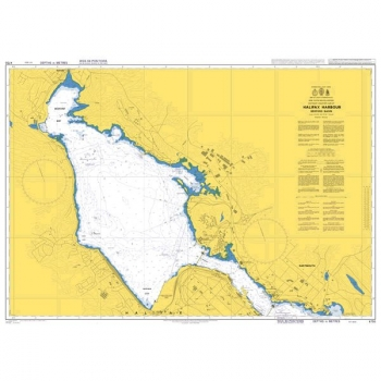 Admiralty - 4755 - Halifax Harbour Bedford Basin