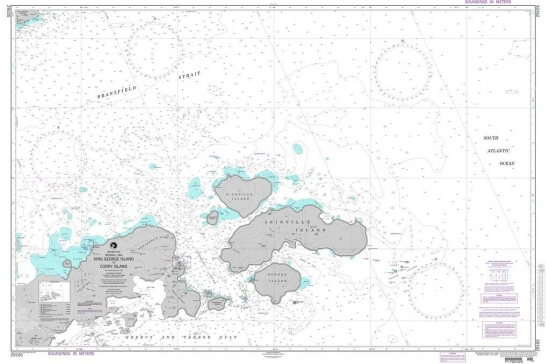 NGA - 29105 - King George Island to Corry Island (Weddell Sea)