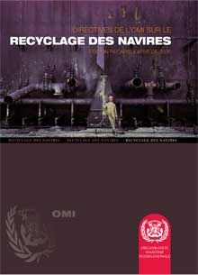OMI - IMO685F - Directives pour le recyclage des navires