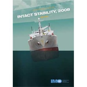 OMI - IMO874E - IS Code - International Code on Intact Stability 2009