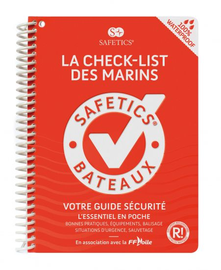 Safetics - La check-list des marins