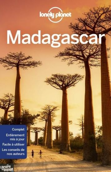 Lonely Planet - Madagascar