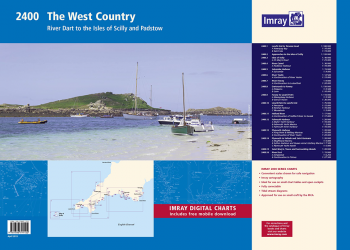 Imray - 2400 - The West Country (2000 Series Pack)