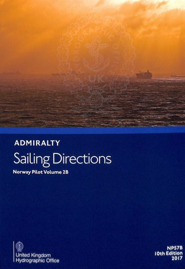 Admiralty sailing direction